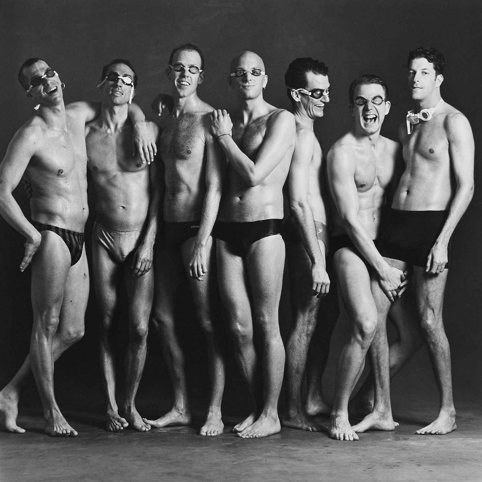 The Swim Team